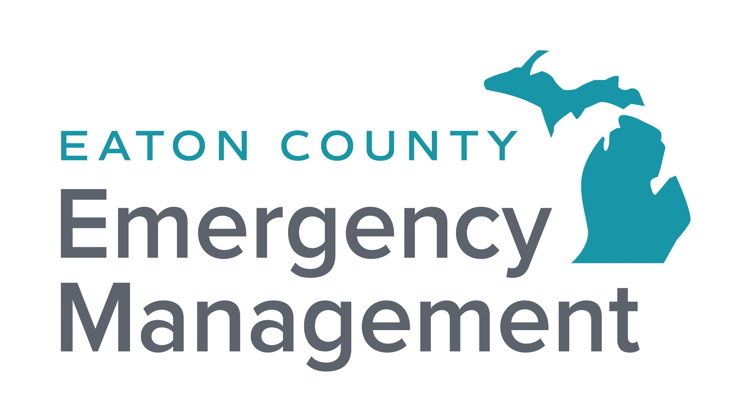 Eaton County Emergency Management Logo