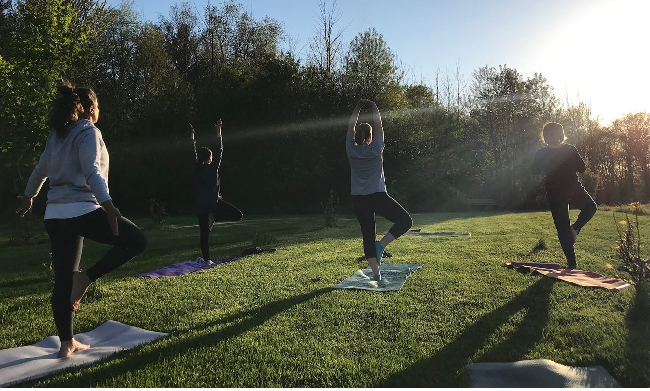 2019 Yoga in the Park