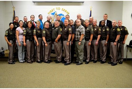 Volunteers In Police Services Graduates - August 7, 2013