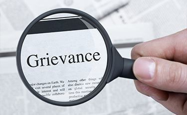 Grievance pic