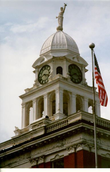 Old Courthouse Tower